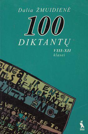 100 diktantų VIII-XII klasei