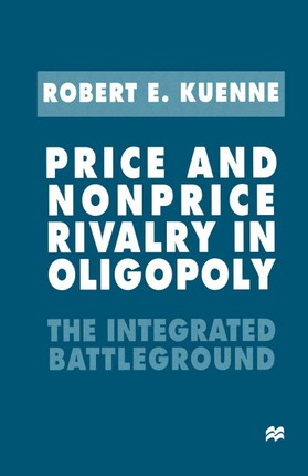 Price and Nonprice Rivalry in Oligopoly