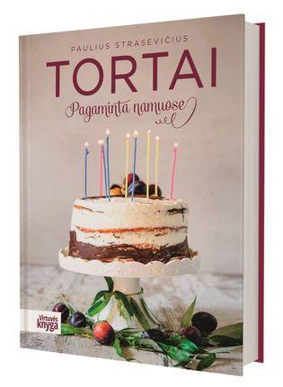 TORTAI: pagaminta namuose