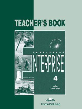Enterprise 4. Teacher's book. Mokytojo knyga