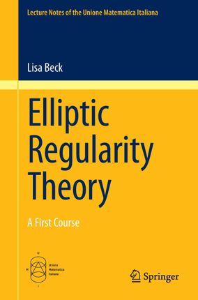 Elliptic Regularity Theory