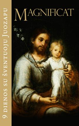 9 dienos su šventuoju Juozapu