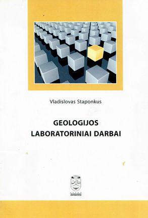 Geologijos darbai. Laboratoriniai darbai