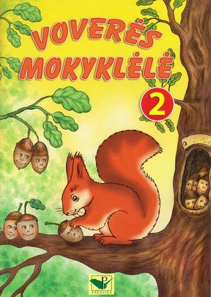 Voverės mokyklėlė 2