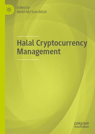 Halal Cryptocurrency Management