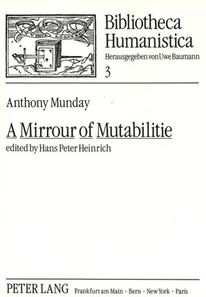 A Mirrour of Mutabilitie