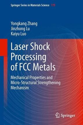Laser Shock Processing of FCC Metals