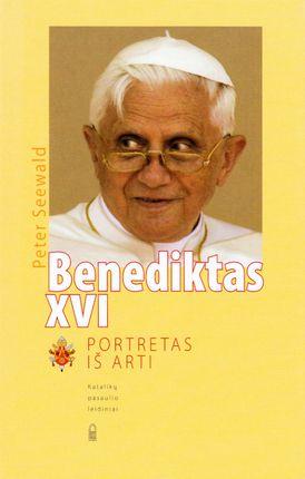 Benediktas XVI. Portretas iš arti