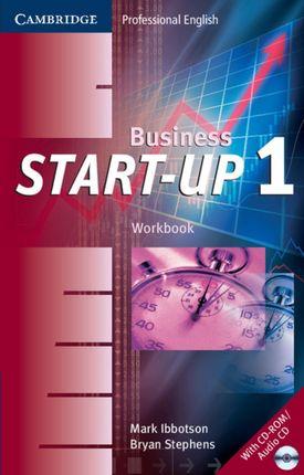 Business Start-Up 1 Workbook-mit CD-ROM/Audio CD