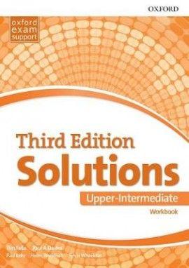 Solutions Upper-Intermediate Workbook (pratybos, 3rd. edition)