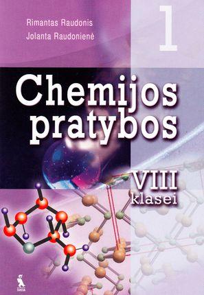 Chemijos pratybos VIII klasei. 1-asis sąsiuvinis