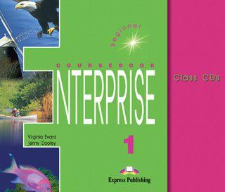 Enterprise 1. Class CD. Klausymo diskas