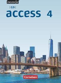 English G Access - G9 - Band 4: 8. Schuljahr - Schülerbuch