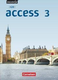 English G Access - G9 - Ausgabe 2019. Bd. 3: 7. Schuljahr - Schülerbuch