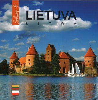 Lietuva. Lituanie (lietuvių, lenkų kalba)