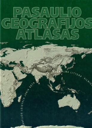 Pasaulio geografijos atlasas