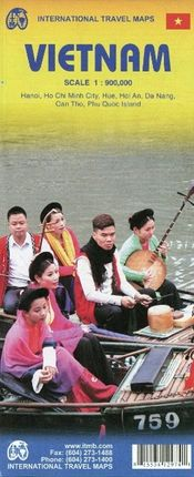 Vietnam 1 : 900 000