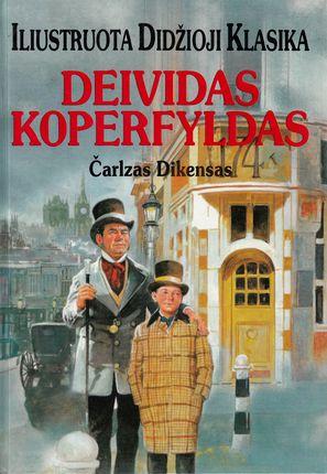 Deividas Koperfyldas. Iliustruota didžioji klasika