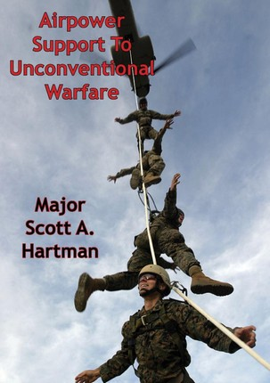 Airpower Support To Unconventional Warfare