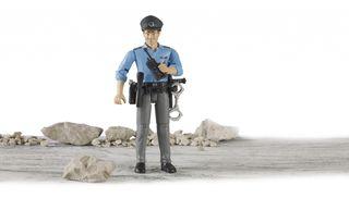 BRUDER figūrėlė policininkas su aksesuarais, 60050