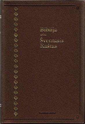 Biblija, arba Šventasis Raštas (2018)