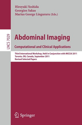 Abdominal Imaging: Computational and Clinical Applications