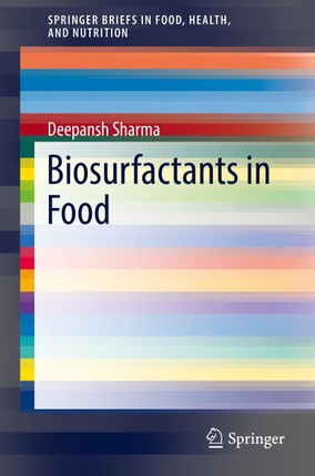 Biosurfactants in Food