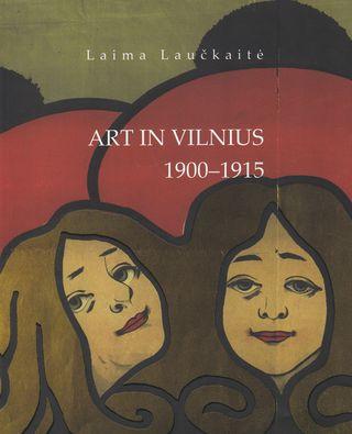 Art in Vilnius, 1900 - 1915