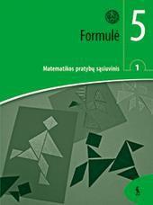 Formulė. 1-asis matematikos pratybų sąsiuvinis V klasei (ŠOK)