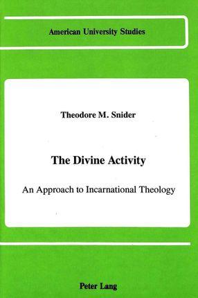 The Divine Activity