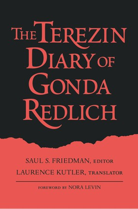 Terezin Diary of Gonda Redlich-Pa