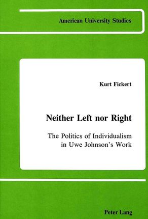 Neither Left nor Right