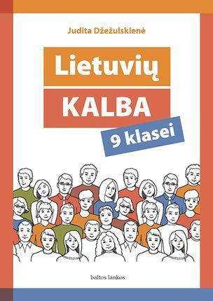 Lietuvių kalba: vadovėlis 9 klasei