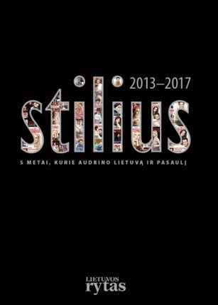 Stiliaus specialus leidinys. Stilius 2013-2017