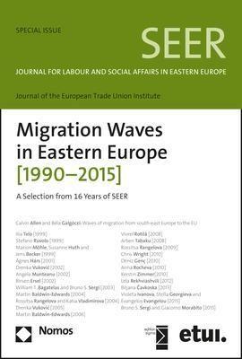 Migration Waves in Eastern Europe [1990-2015]