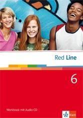 Red Line 6. Workbook mit Audio-CD