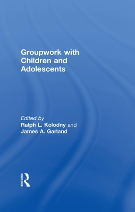 Groupwork With Children and Adolescents