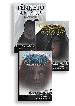 3 knygų rinkinys PENKETO AMŽIUS