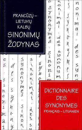 Prancūzų – lietuvių kalbų sinonimų žodynas