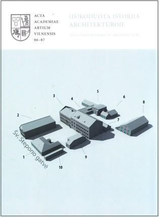 (Iš)koduota istorija architektūroje