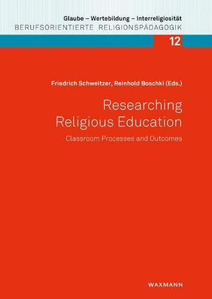 Researching Religious Education