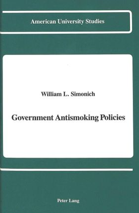 Government Antismoking Policies