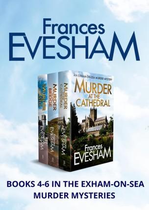Exham-on-Sea Murder Mysteries 4-6
