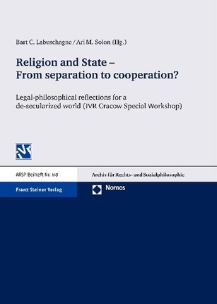 Religion and State - From separation to cooperation?