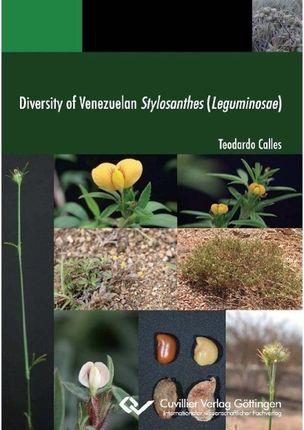 Diversity of Venezuelan Stylosanthes (Leguminosae)