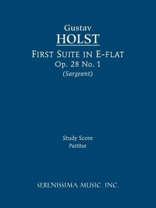 First Suite in E-flat, Op.28 No.1