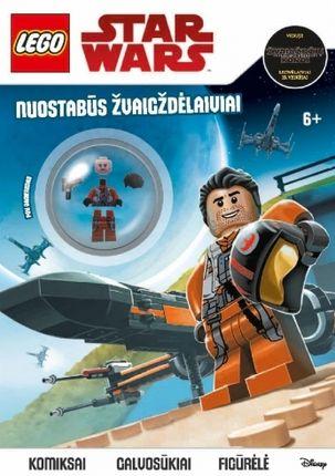 LEGO® Star Wars™. Nuostabūs žvaigždėlaiviai