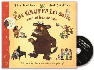 The Gruffalo Song and Other Songs. Book & CD