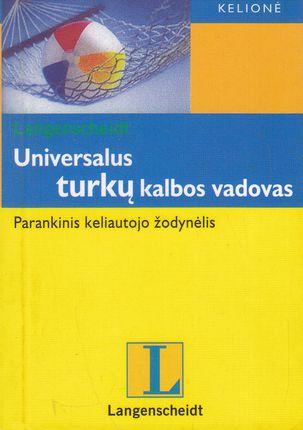 Universalus turkų kalbos vadovas