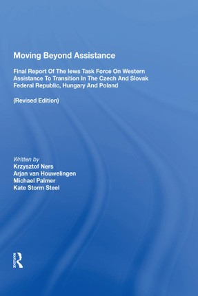 Moving Beyond Assistance